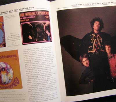 Jimi Hendrix - Limited Edition Book