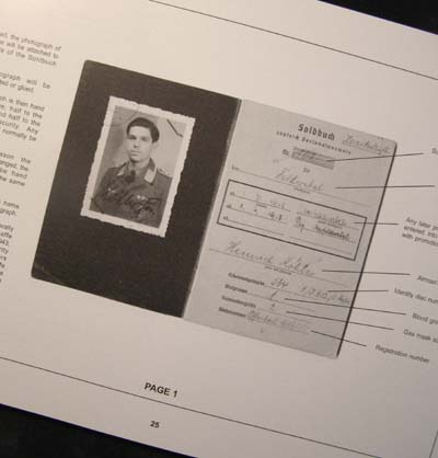 Collecting WW2 German Military Pay & Service Books.