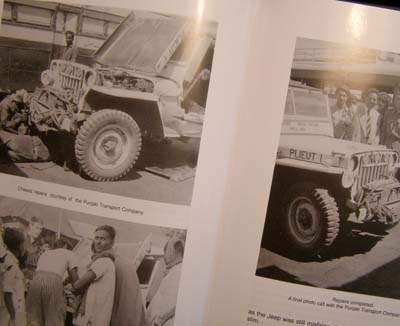 First Overland - Four Wheels & Frontiers.