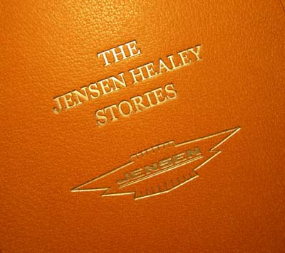 Jensen - Healey Stories Limited Edition