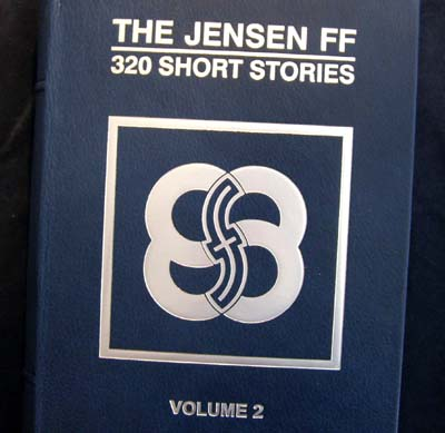 The Jensen FF- 320 Short Stories.Volume 2 - Limited Edition