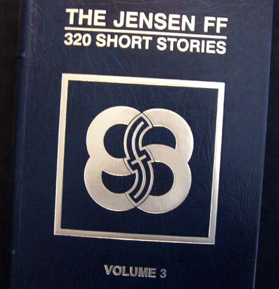 The Jensen FF - 320 Short Stories.Volume 3