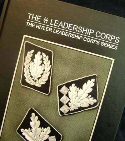 SS Leadership Corps. Volume 1 A-E