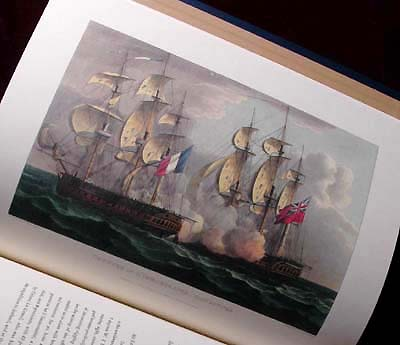 British Naval Achievements - Napoleonic Naval Battles