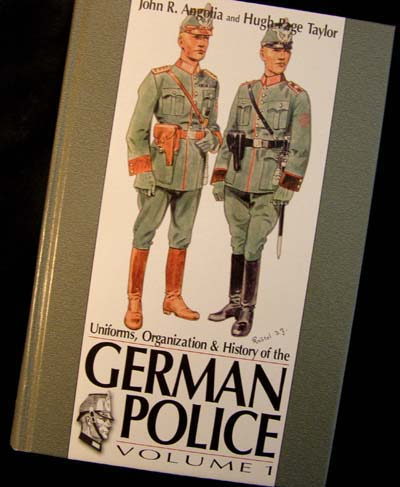 Third Reich Police Volume 1
