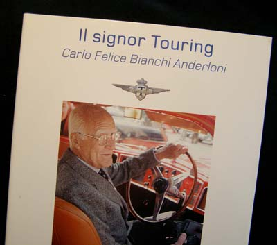 Touring - History of Touring Superleggera