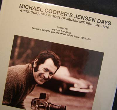 Michael Cooper�s Jensen Days